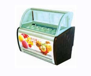 Ice-cream display counter Jelato Type