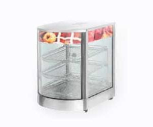 Snacks display warmer