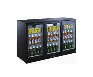 Three Door Bottle Chiller